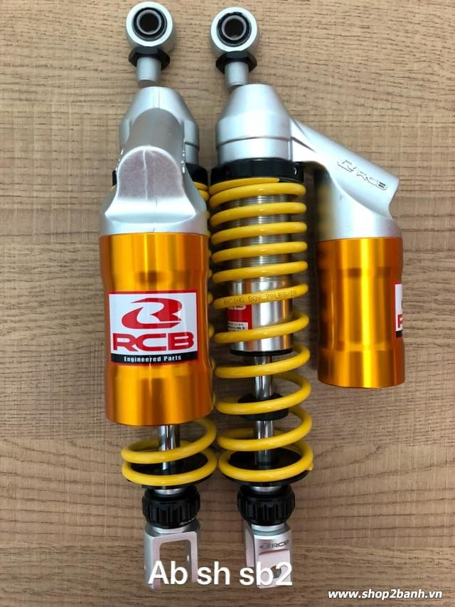 Phuộc rcb sb-2 bình dầu chính hãng cho ab pcx - 1