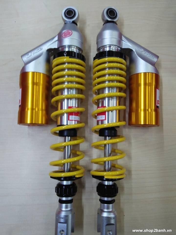 Phuộc rcb sb-2 bình dầu chính hãng cho shvn - 2