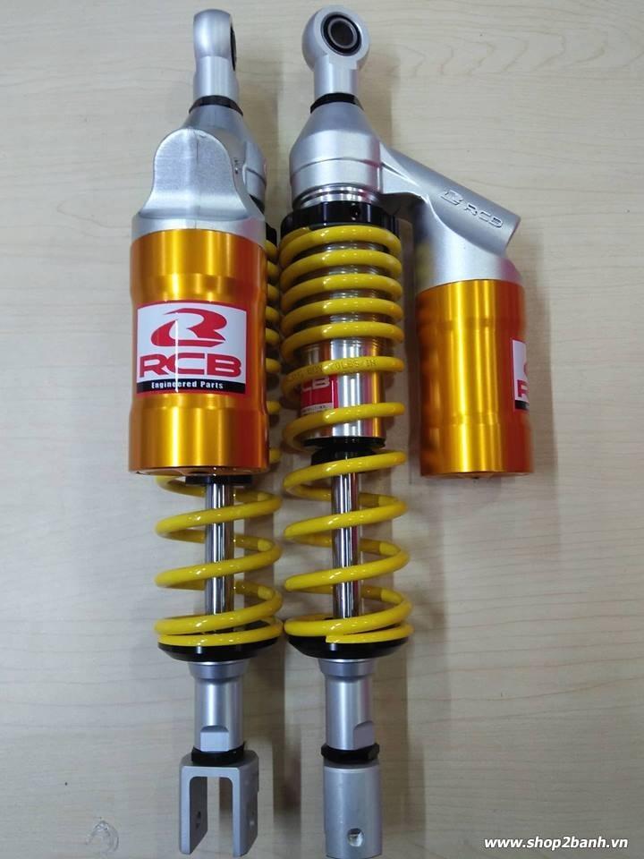 Phuộc rcb eb-2 bình dầu chính hãng cho shvn - 2