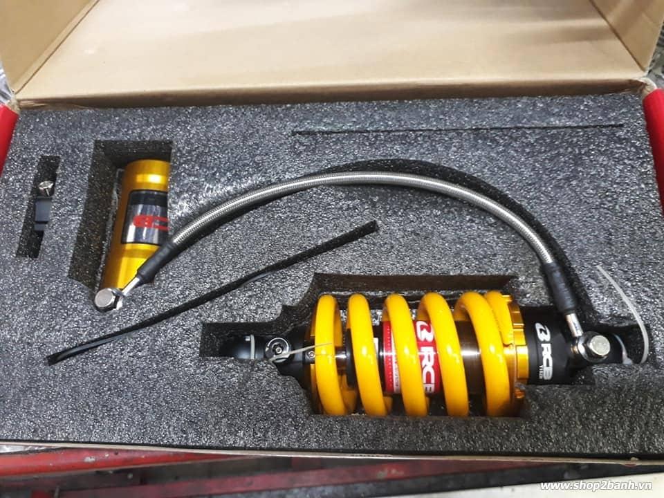 Phuộc rcb chính hãng db-2 bình dầu cao cấp cho exciter 150 - 1