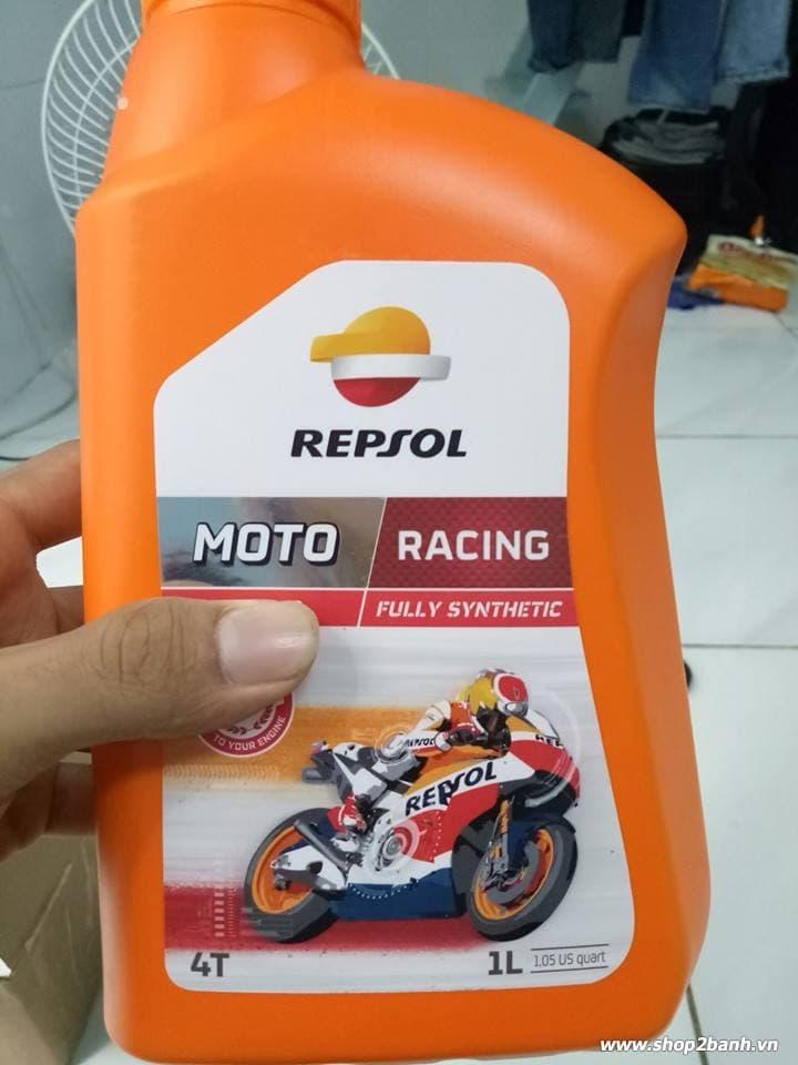Nhớt repsol racing 10w40 - 1