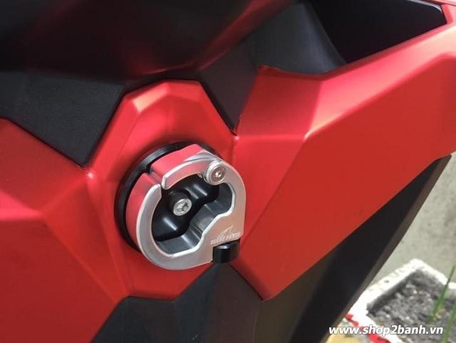 Móc treo đồ cnc shark power dành cho click vario sh - 2