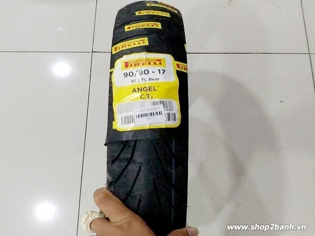 Vỏ pirelli 9080-17 angel city - 1
