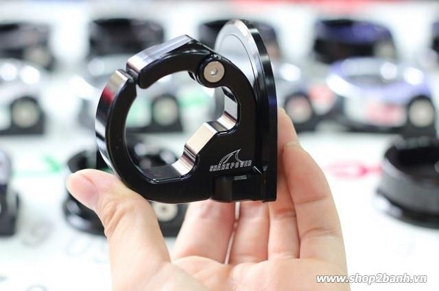Móc treo đồ cnc shark power dành cho click vario sh - 1