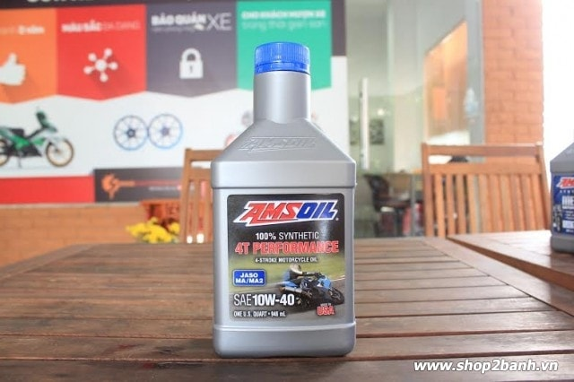 Amsoil 10w40 performance - 2