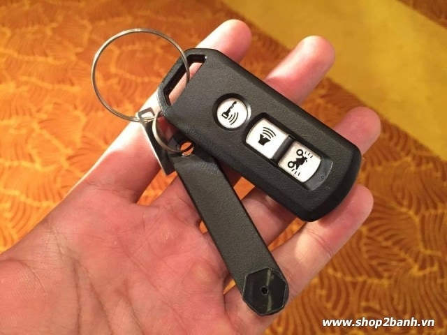 Khóa thông minh honda smart key hoạt động thế nào - 3