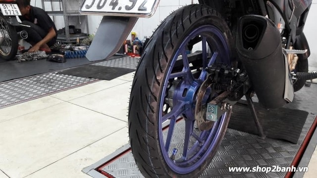 Vỏ pirelli 9080-17 angel city - 2