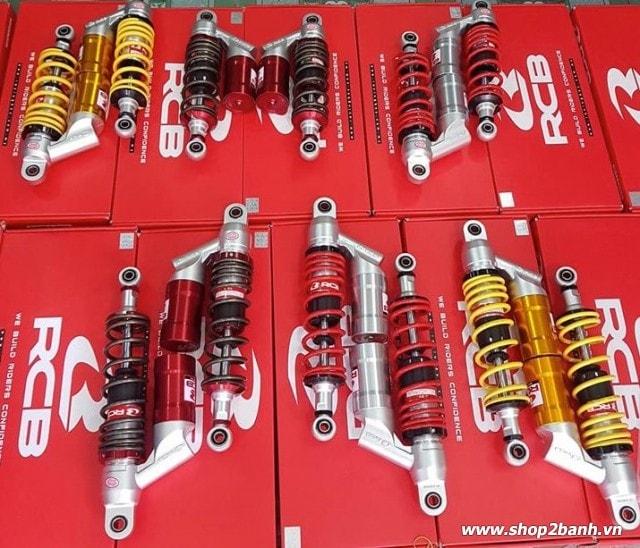 Phuộc rcb eb-2 bình dầu chính hãng cho sirius jupiter - 1