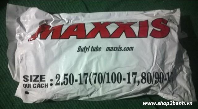 Ruột xe máy maxxis 250-17 - 1