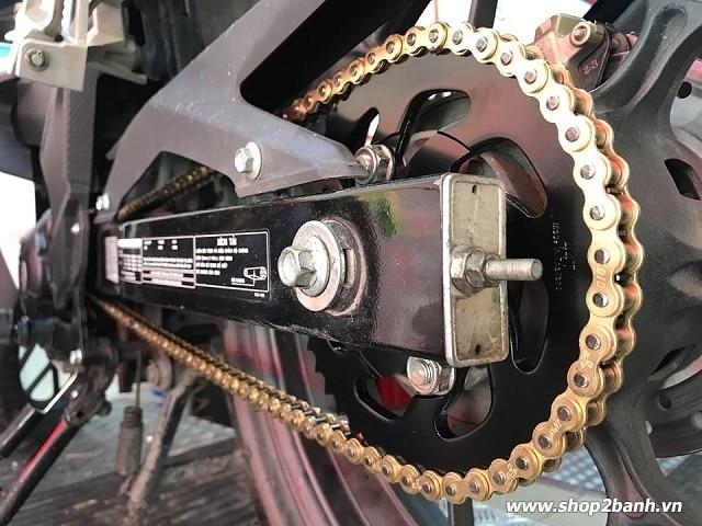 Sên vàng did 428d chính hãng 130 mắt 9mm - 3