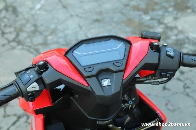 Xe honda vario 125 đỏ nhập khẩu indo 2019 - 4
