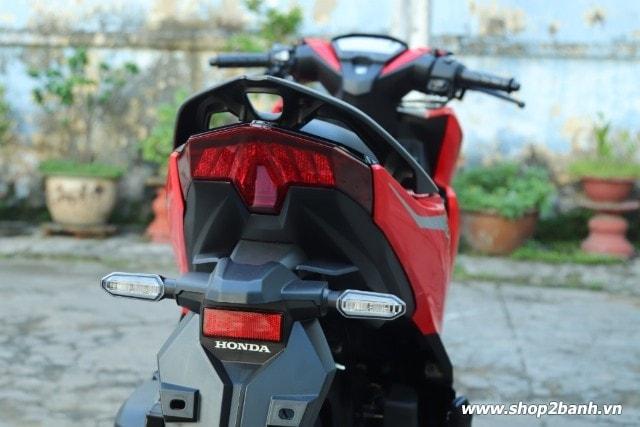 Xe honda vario 125 đỏ nhập khẩu indo 2019 - 5