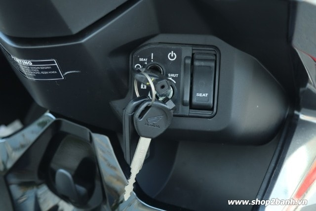 Xe honda vario 125 xám đen nhập khẩu indo 2019 - 6