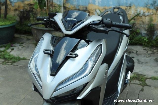 Xe honda vario 150 bạc nhám nhập khẩu indo 2019 - 3