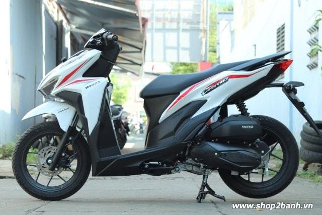 Xe honda vario 125 trắng đỏ nhập khẩu indo 2019 - 2