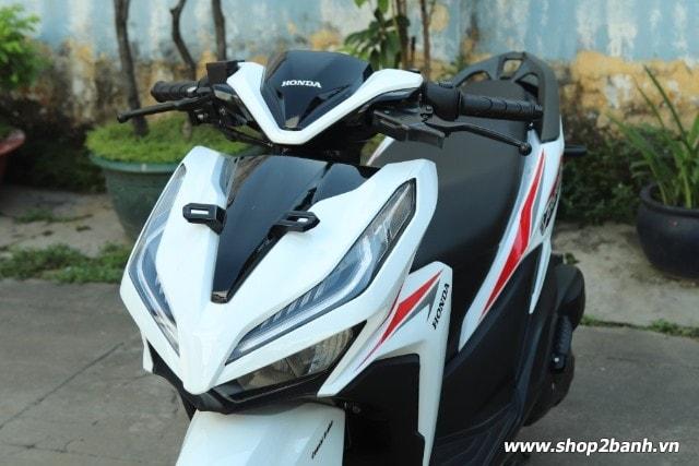 Xe honda vario 125 trắng đỏ nhập khẩu indo 2019 - 3