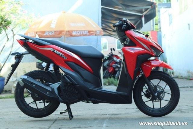 Xe honda vario 125 đỏ nhập khẩu indo 2019 - 1