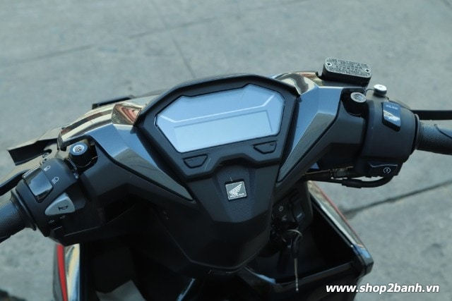 Xe honda vario 125 xám đen nhập khẩu indo 2019 - 4