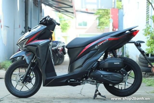 Xe honda vario 125 xám đen nhập khẩu indo 2019 - 2