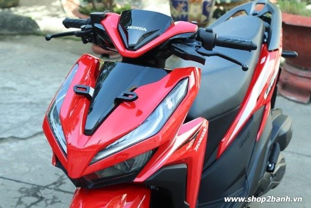 Xe honda vario 125 đỏ nhập khẩu indo 2019 - 3