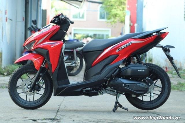 Xe honda vario 125 đỏ nhập khẩu indo 2019 - 2