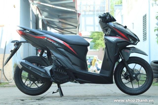 Xe honda vario 125 xám đen nhập khẩu indo 2019 - 1