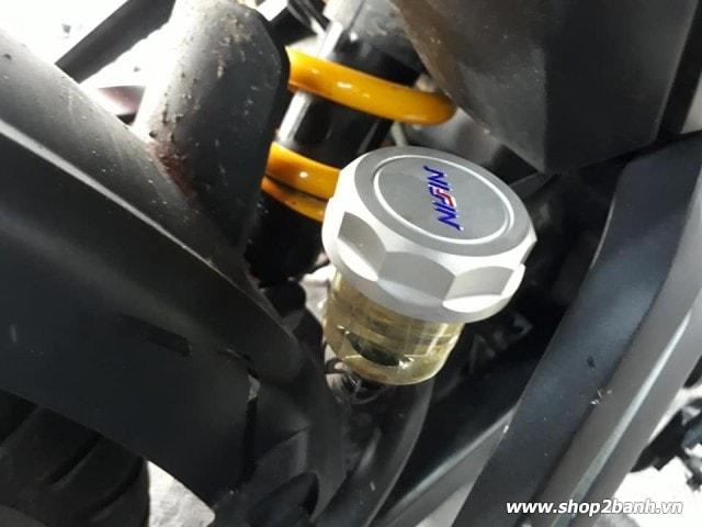 Bình dầu nissin nắp nhôm cnc - 2