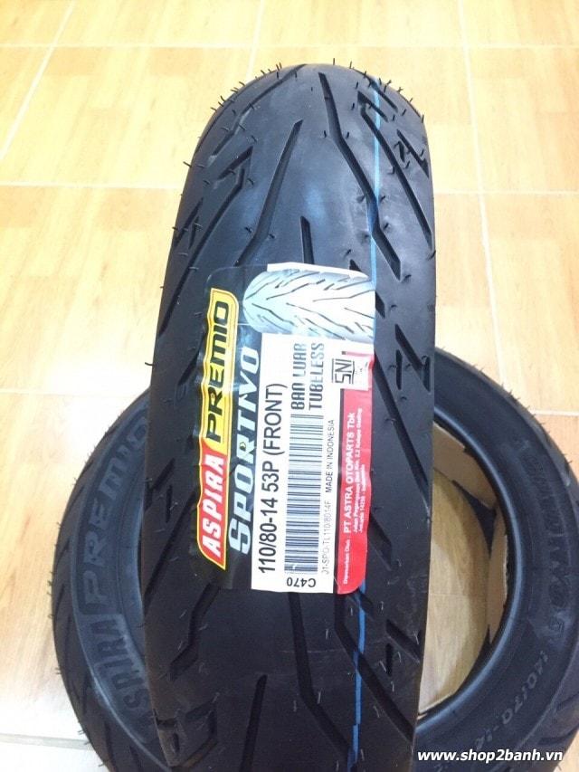 Vỏ xe aspira sportivo 11080-14 - 1