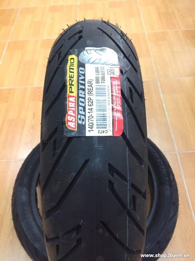 Vỏ xe aspira sportivo 14070-14 - 1