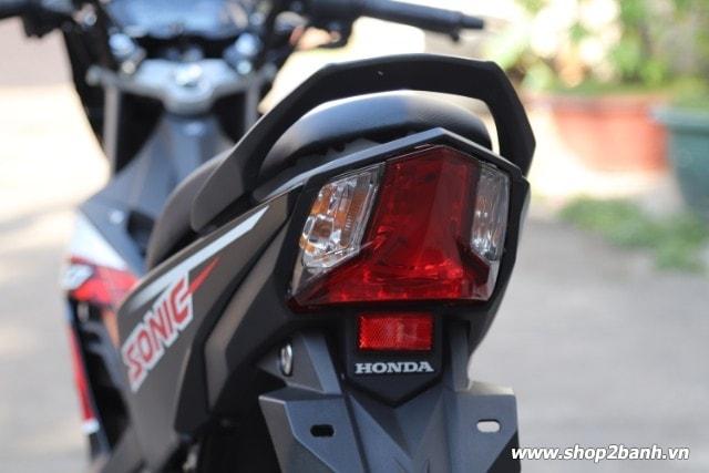 Xe honda sonic 150r đen activo nhập khẩu indo 2019 - 5