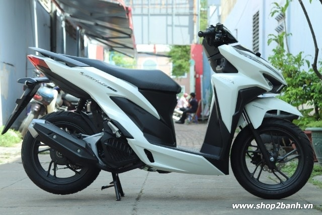 Xe honda vario 150 trắng nhập khẩu indo - 1