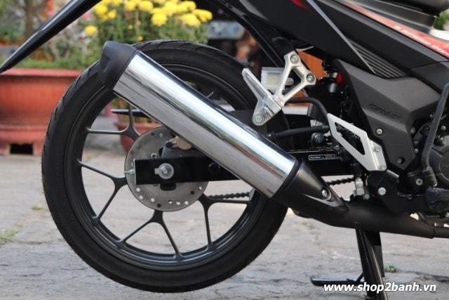 Xe honda sonic 150r đen activo nhập khẩu indo 2019 - 7