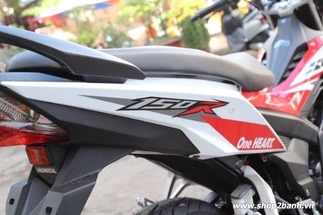 Xe honda sonic 150r 2020 trắng mâm đỏ nhập khẩu indo - 2