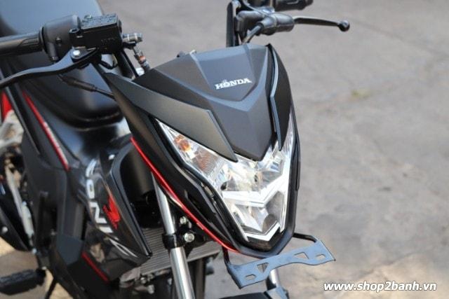 Xe honda sonic 150r đen mâm đỏ nhập khẩu indo 2019 - 4