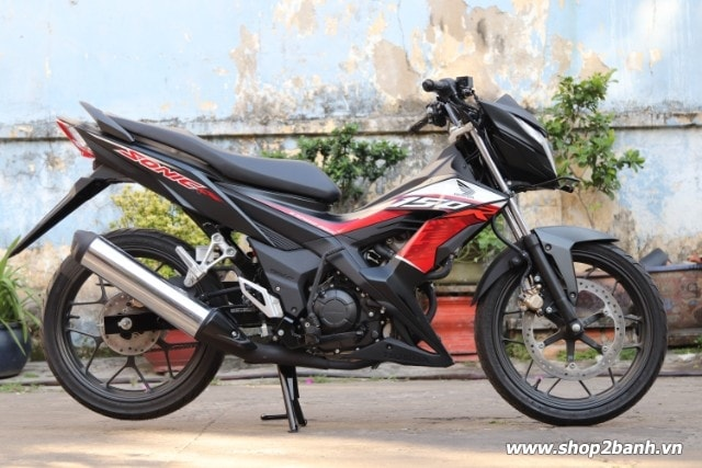 Xe honda sonic 150r đen activo nhập khẩu indo 2019 - 1