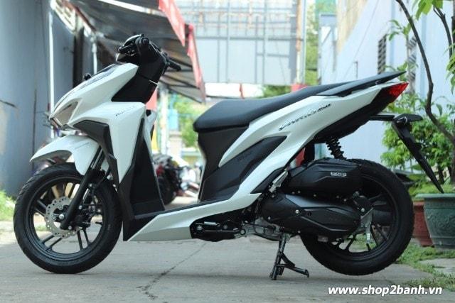 Xe honda vario 150 trắng nhập khẩu indo - 2