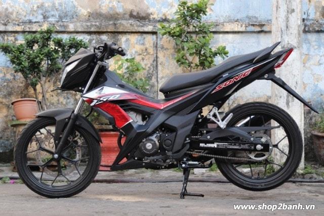Xe honda sonic 150r đen activo nhập khẩu indo 2019 - 2
