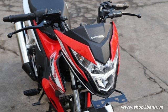 Xe honda sonic 150r 2020 trắng mâm đỏ nhập khẩu indo - 4