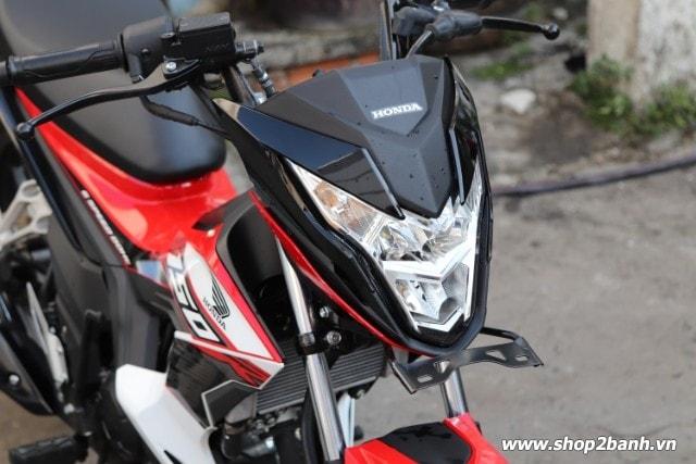 Xe honda sonic 150r đen đỏ nhập khẩu indo 2019 - 4