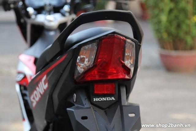 Xe honda sonic 150r đen đỏ nhập khẩu indo 2019 - 5