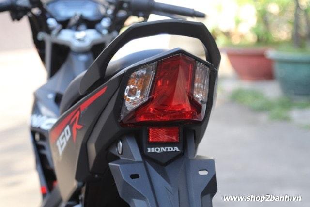 Xe honda sonic 150r đen mâm đỏ nhập khẩu indo 2019 - 5