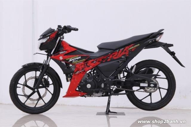 Xe suzuki satria f150 đỏ đen nhập khẩu indo 2019 - 2