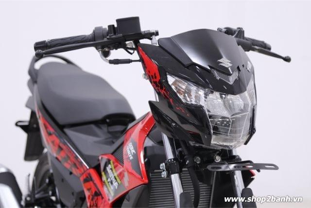 Xe suzuki satria f150 đỏ đen nhập khẩu indo 2019 - 4