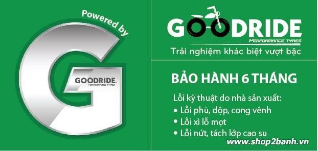 Vỏ xe goodride h969 10070-17 - 2