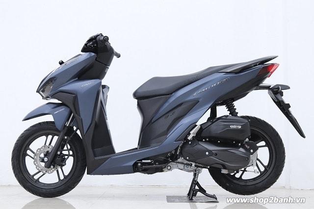 Xe honda vario 150 xanh nhám nhập khẩu indo 2019 - 1