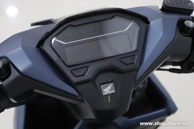 Xe honda vario 150 xanh nhám nhập khẩu indo 2020 - 4
