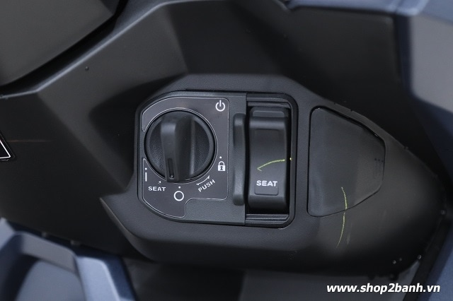 Xe honda vario 150 xanh nhám nhập khẩu indo 2020 - 6