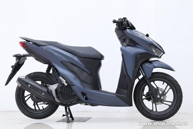 Xe honda vario 150 xanh nhám nhập khẩu indo 2020 - 2