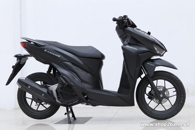 Xe honda vario 125 đen nhám nhập khẩu indo 2019 - 2