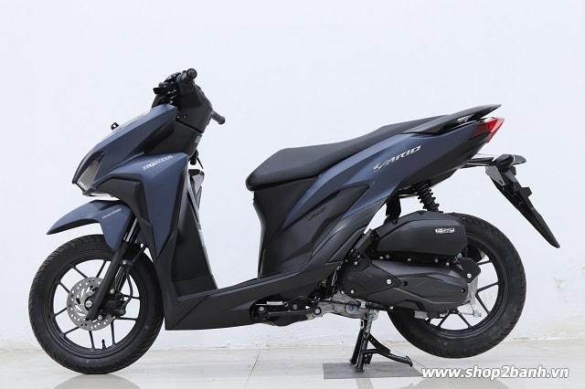 Xe honda vario 125 xanh nhám nhập khẩu indo 2019 - 1